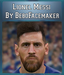 Leo Messi New Face [ September 2020 ] PES 2017