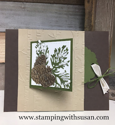 Stampin' Up!, Peaceful Boughs, www.stampingwithsusan.com, Stampin' Up! 2019 Holiday Catalog