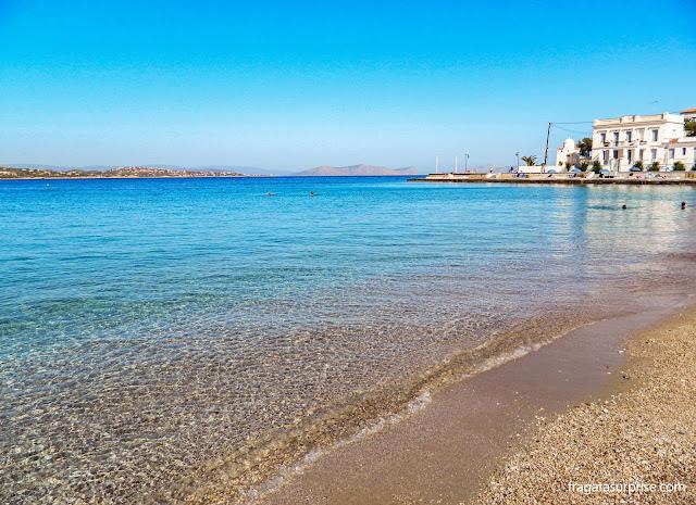Ilhas gregas, Spétses
