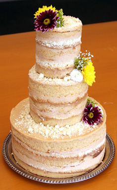 wedding cakes with icing not fondant dessert inspiration board icingless cakes 26044