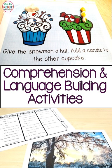 It can be tough to keep students interested and participating in reading comprehension practice and review. Here are a few engaging ideas to keep your students learning and progressing in reading during the winter months.