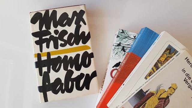 Lieblingsbuch Max Frisch Homo faber