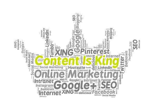 Why Content is King for Seo in 2021: 4 simple Rules of Writing Contents