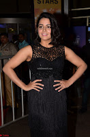 Wamiqa Gabbi in a sleeveless Black Designer Transparent Gown at 64th Jio Filmfare Awards South ~  Exclusive 026.JPG