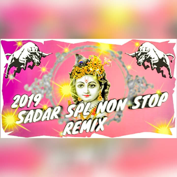 2k19 Sadar Non Stop- Spcl Remix By Dj Akshay Smiley & Dj Siraj Smiley & Dj Naveen Chintu(www.newdjsworld.in)