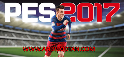 PES 2017 Pro Evolution Soccer Mod Apk + Data Terbaru 2017