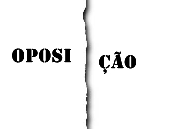 Resultado de imagem para oposição dividida