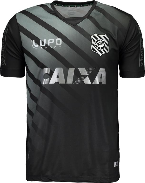 c6d914827c Lupo lança a terceira camisa do Figueirense - Show de Camisas