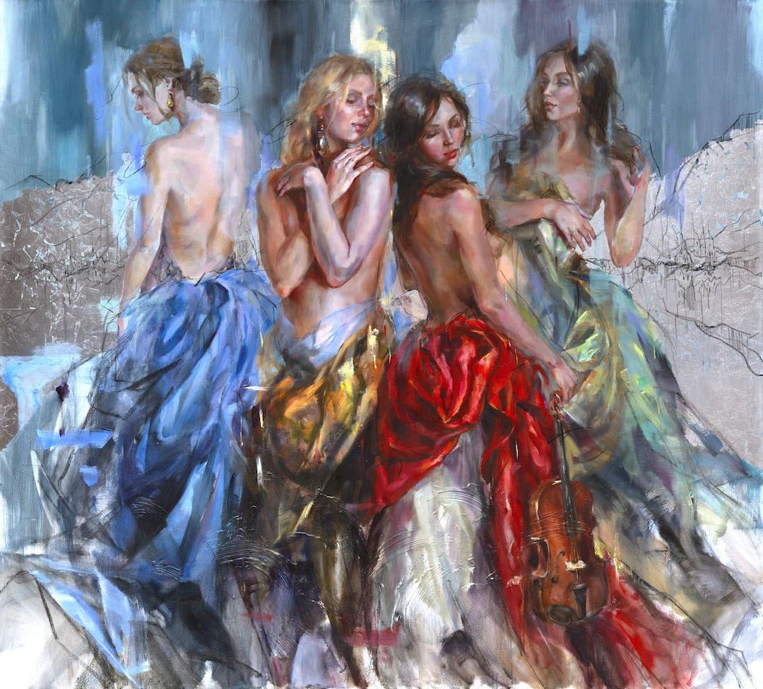 Anna Razumovskaya Tutt Art