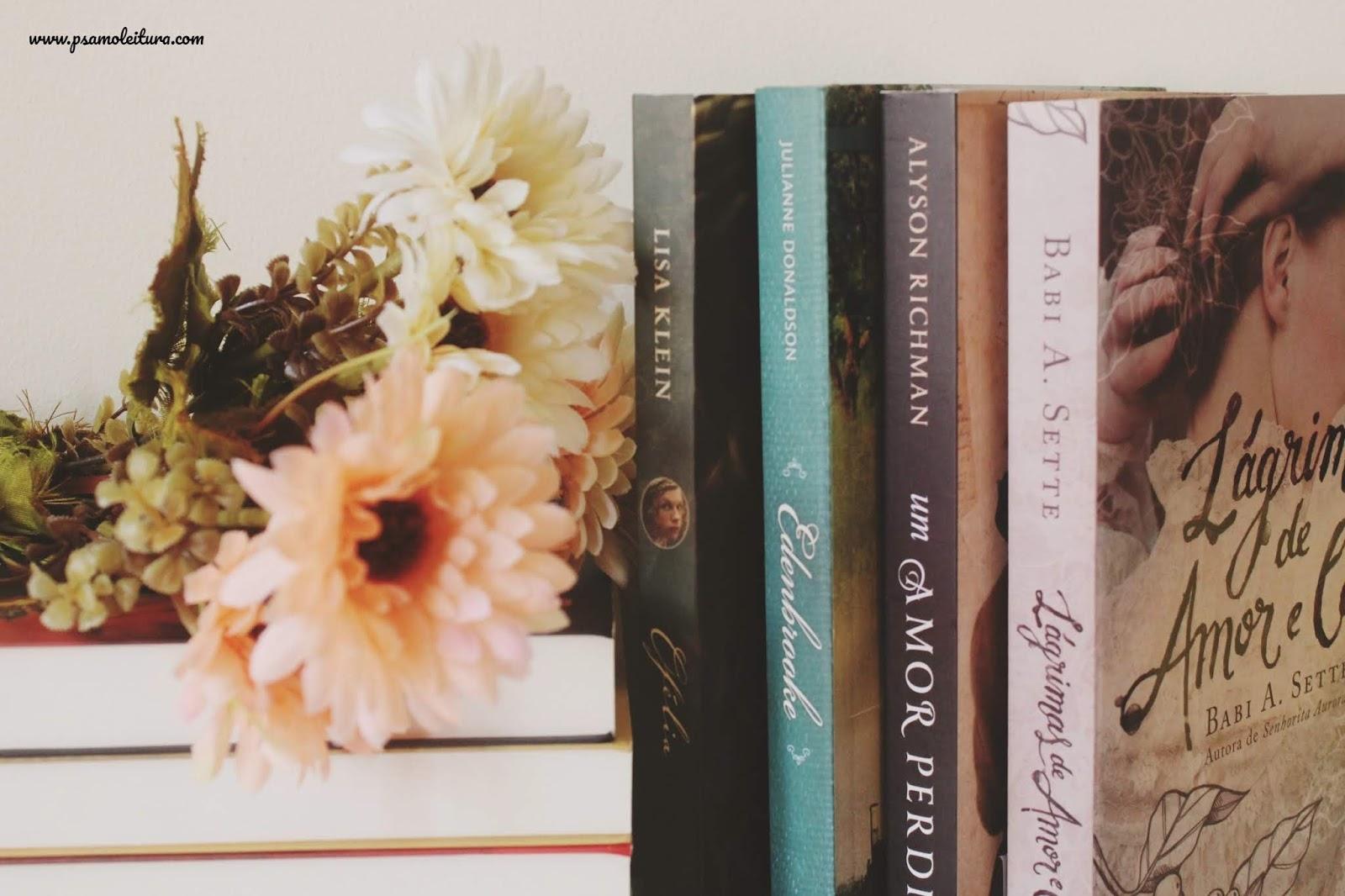 PS Amo Leitura: Romance de época e romance histórico: qual a diferença?