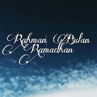 Rahman bulan ramadhan