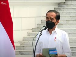 Jokowi Ingatkan Kabinet soal Sense of Crisis!