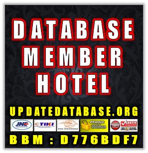 Jual Database Nasabah Bank Member Hotel