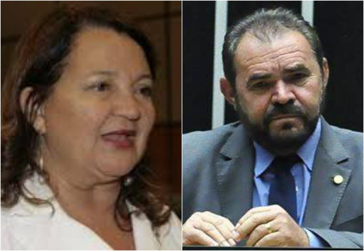 Ex-deputado federal do Podemos, Chapadinha pode ser vice de Maria do Carmo