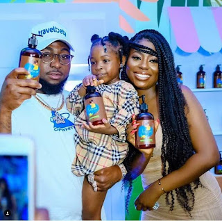 Sophia  Momodu wishes to be a father and mother to her child