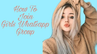 How to join Girl Whatsapp group