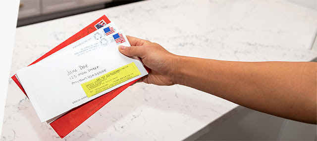 USPS Standard Mail Forwarding in detail