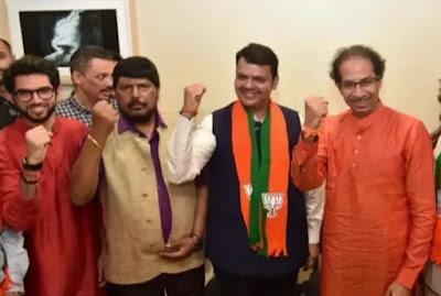 शिवसेना को एक और केंद्रीय मंत्री पद मिला तो जो BJP कहेगी, उद्धव मान लेंगे: अठावले
