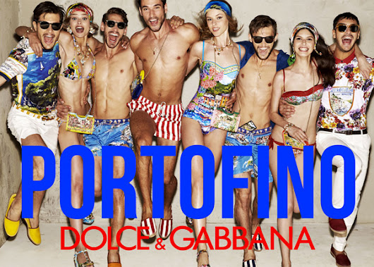 In love with... Portofino capsule collection by Dolce Gabbana!