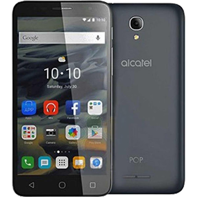 Alcatel POP 4 5051D MSM8909 Official Firmware Without Password - A