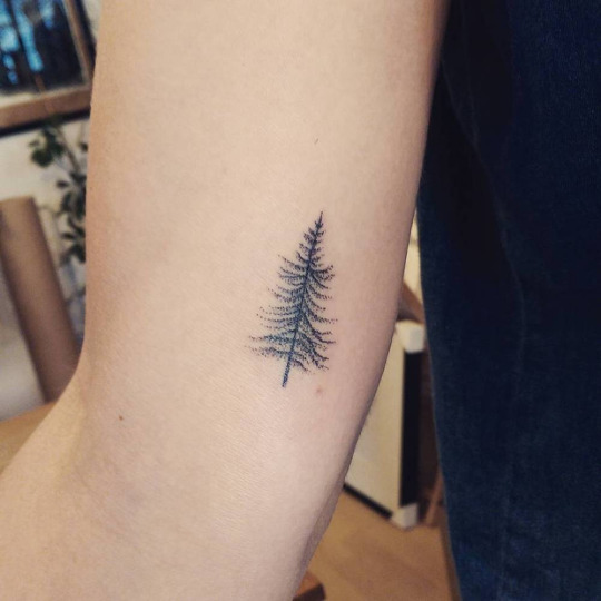 Cool Inner Arm Tattoos For Women