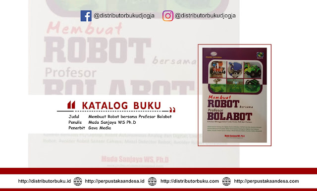 Membuat Robot bersama Profesor Bolabot