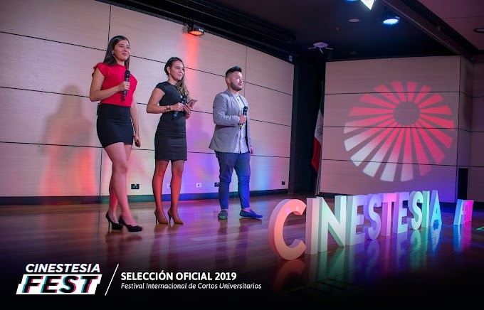CINESTESIA FEST reveló su Selección Oficial 2019
