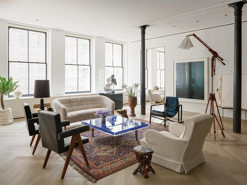 Phillip Lim's Soho apartment