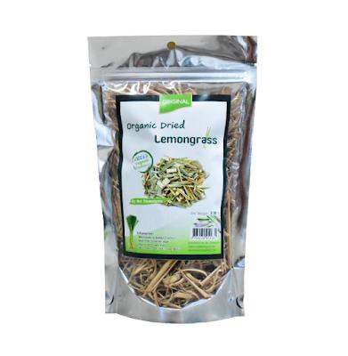 Dried Sliced Lemongrass 2.0 oz