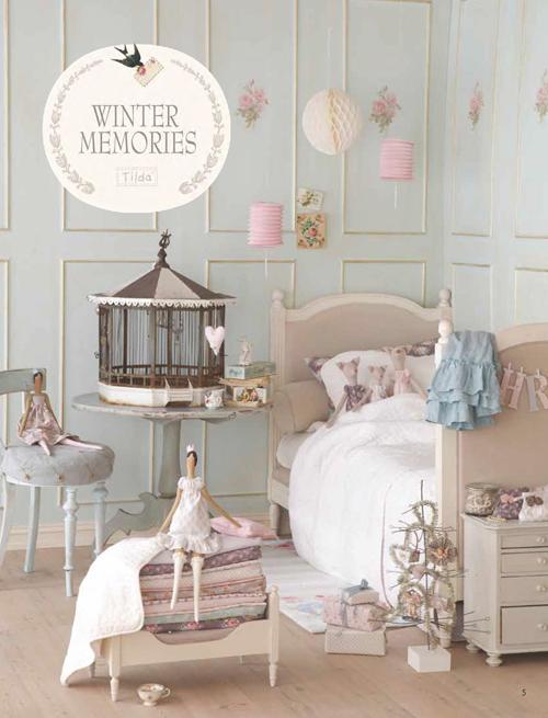 Tilda Winter Memories