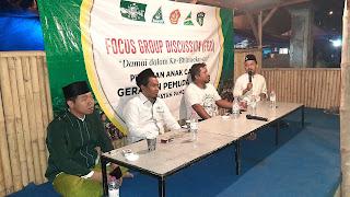Rawat Ke-Bhinneka-an, PAC GP Ansor Pamekasan Gelar FGD