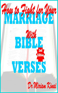 How to Fight for your Marriage with Bible Verses 2nd Edition teaches you the awesome Bible verses you can pray as spiritual warfare prayers, say as Christian affirmations and reflect on as Christian meditations to protect your union with your spouse.