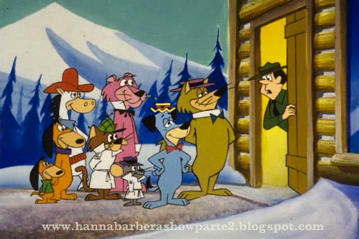 As Travessuras de Natal do Zé Colmeia e sua Turma