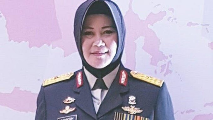 Kenal Lebih Dekat Brigjen Juansih, Jenderal Polwan yang Bergelar Doktor di Korps Bhayangkara