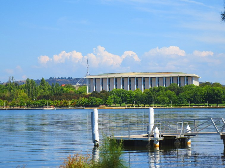Lake Burley Griffin ACT