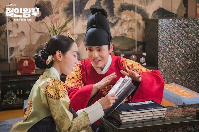 drama korea mr.queen ratu kim so yong dan raja cheoljong