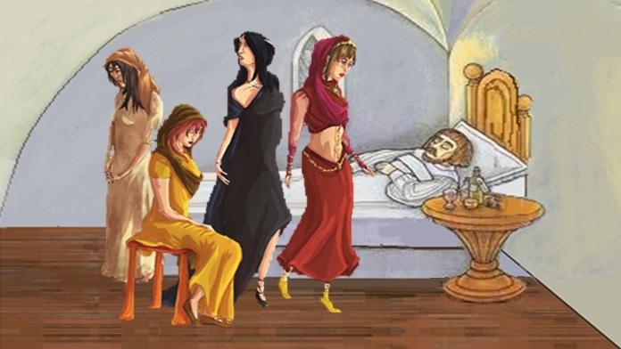 Ogni uomo ha quattro mogli - Buddha