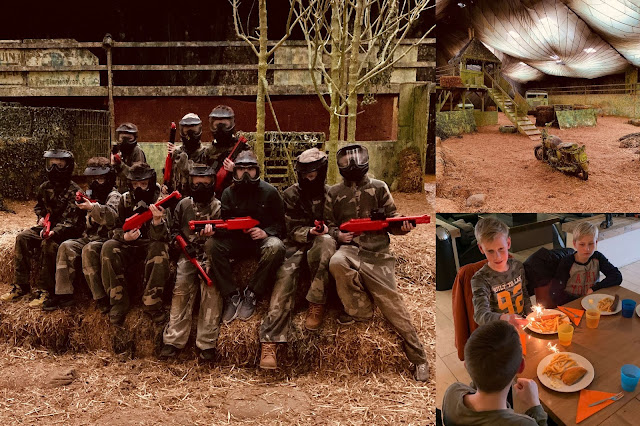 Paintball Beusichem