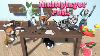 CAT SIMULATOR – AND FRIENDS (MOD, UNLOCK ALL) APK DOWNLOAD