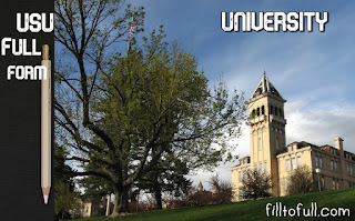 USU full form name | What is USU library? | USU .