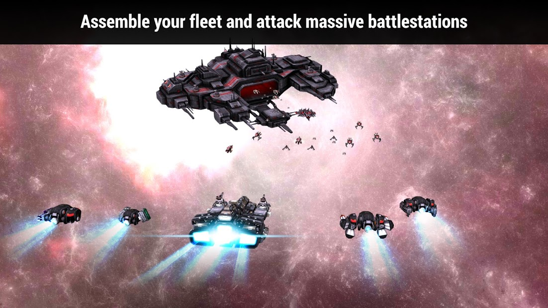 Starlost Space Shooter Hileli Apk - Para Ve Yükseltme Hileli Apk