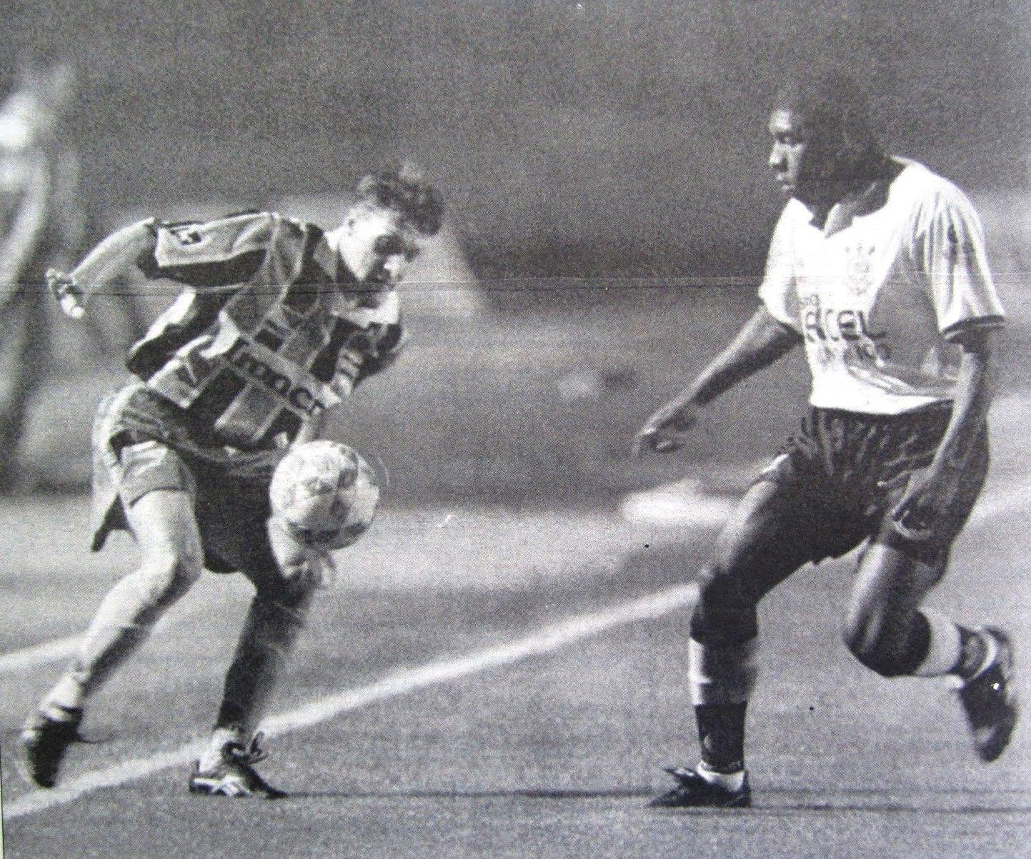 Copa do Brasil 1997: Semifinal - Corinthians 1 x 2 Grêmio