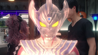 Ultraman Taiga - 08 Subtitle Indonesia and English