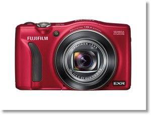 Fujifilm F820EXR FinePixカメラファームウェアのダウンロード
