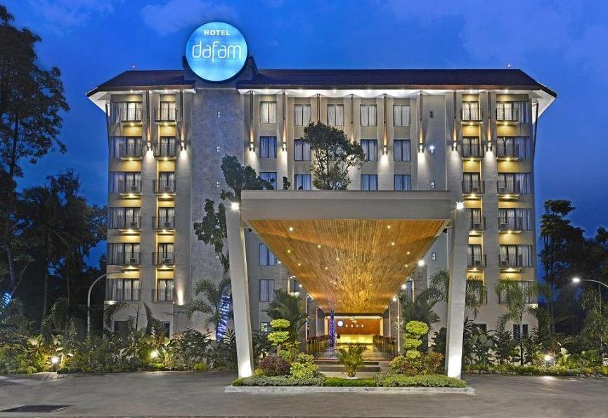 Hotel terbaik di lubuklinggau