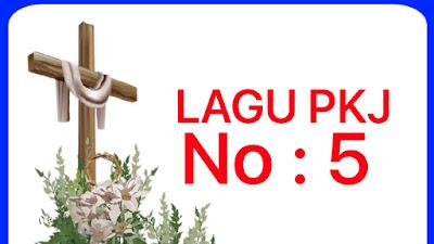Lagu PKJ 5 Bersoraklah Dan Puji Tuhan