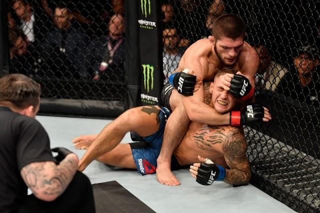 UFC: Nurmagomedov győzelemmel tért vissza
