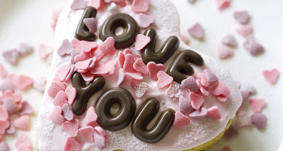 love-cake-chocolate-heart-pink-image-collection