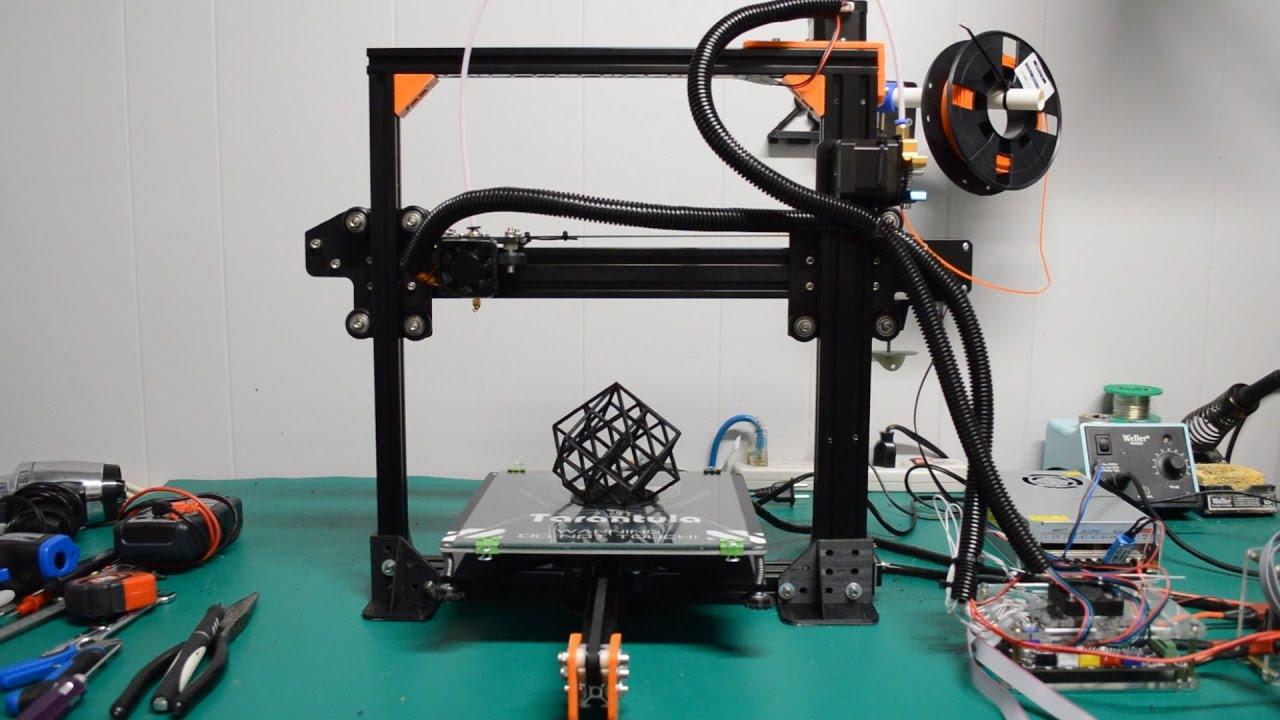 Tevo Tarantula Prusa i3 3D Printer