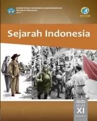 Buku Sejarah Siswa Kelas 11 k13 2017 Semester 2